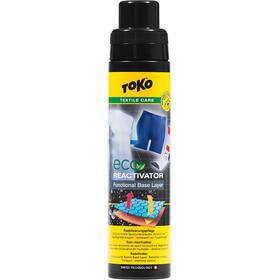 Toko Eco Functional Sportswear 250ml geel/zwart